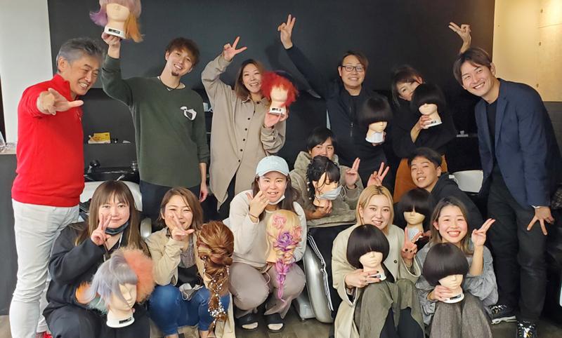 神戸フェスティバル集合写真