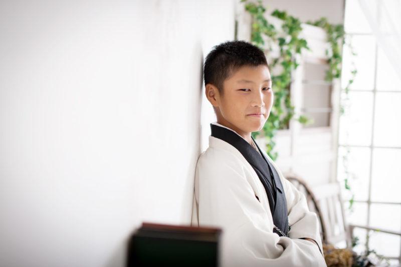 小学生袴(男子)