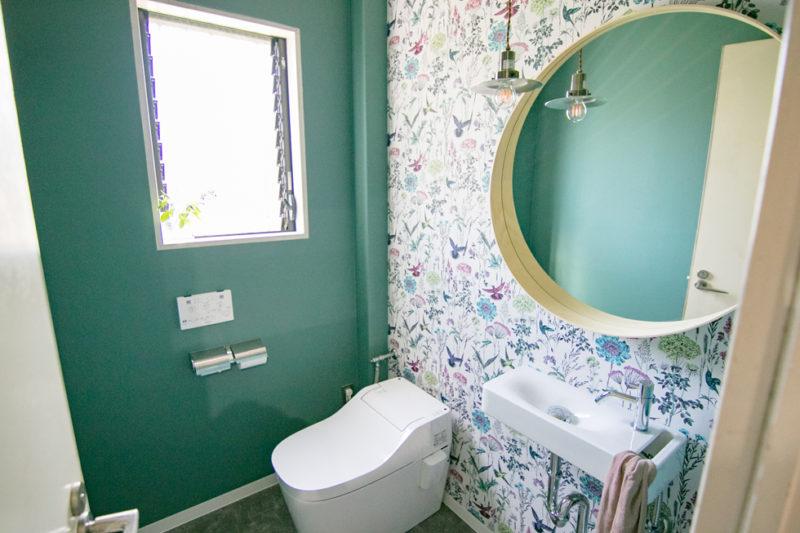 パレット女性用トイレ