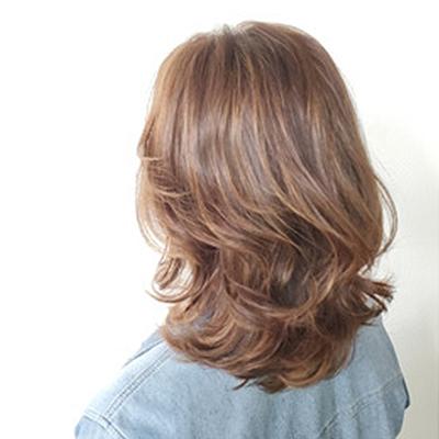 shiromoto_髪をおろせる季節